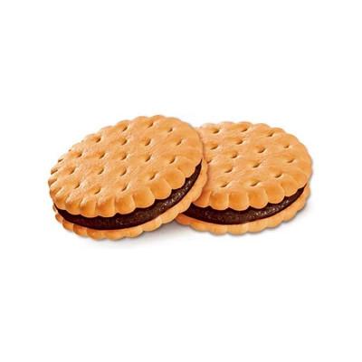 Печенье–сэндвич с шоколадным вкусом